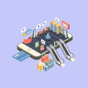 isometric-view-of-a-mobile-application-for-shopping_23-2147567798