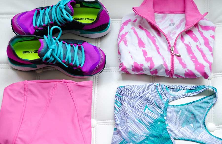 ست لباس ورزشی زنانه و هرچه در باشگاه نیاز دارید