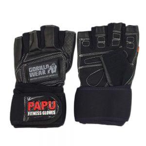 دستکش بدنسازی گوریلا ویر مدل PAPU2020