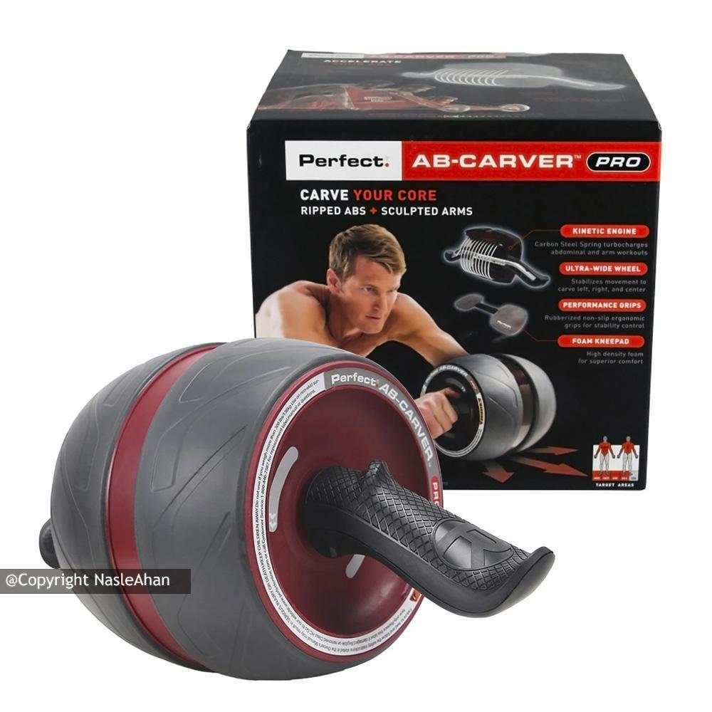 چرخ تمرین شکم AB CARVER PRO