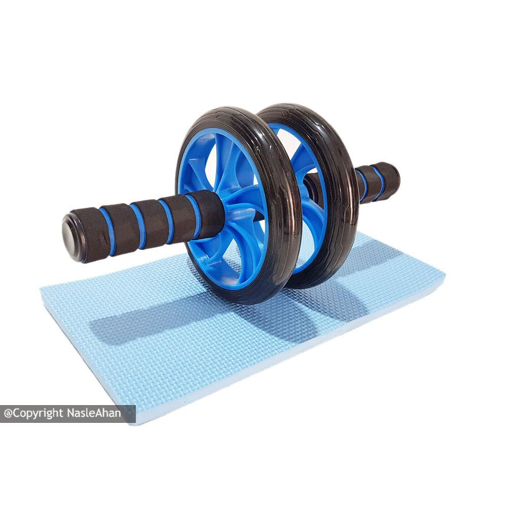 چرخ تمرین شکم مدل AB-Wheel