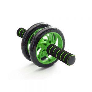 چرخ تمرین شکم مدل DOUBLE Wheel