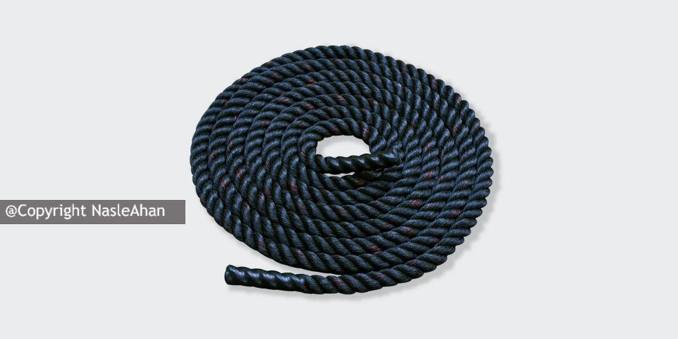 طناب بتل روپ 1.5 اینچ Pro Sport