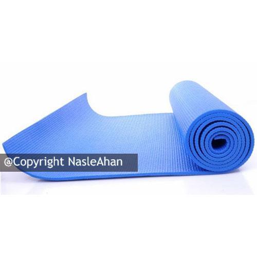 مت تمرین یوگا و پیلاتس ضخامت 6 میلی متر