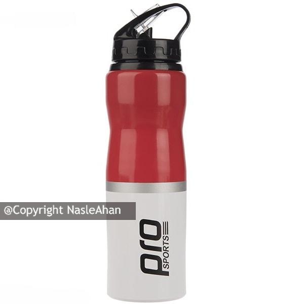 قمقمه فلزی prosport کد ps-001 ظرفیت 0.75 لیتر