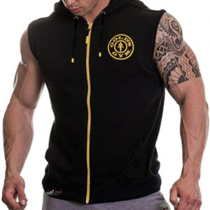 هودی نخی Golds GYM