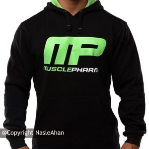 سویشرت مشکی MusclePharm