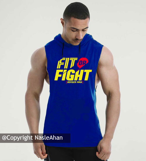 کاور آبی Fit or Fight