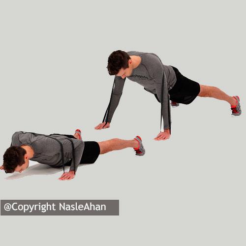 کش ورزشی پاورباند عرض 32 میلی متر