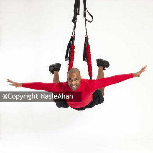 کش تمرینی ورزش معلق فوردی پرو ۴D PRO