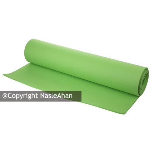 مت تمرین یوگا و پیلاتس PVC ضخامت 6 میلی متر