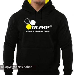 سویشرت مشکی Olimp Sports