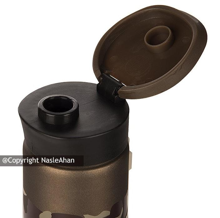 قمقمه فلزی prosport کد ps-002 ظرفیت 0.75 لیتر
