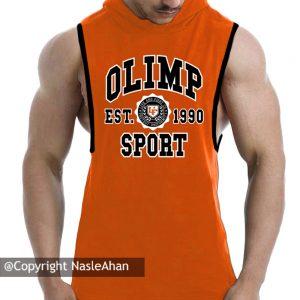 کاور نارنجی Olimp Sport