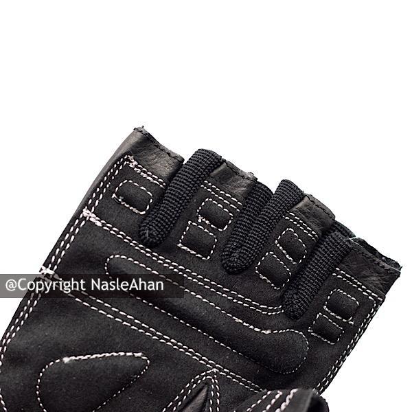 دستکش بدنسازی چرمی مدل PAPU GORILLA-XL