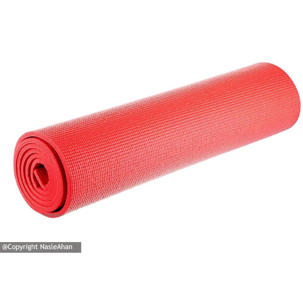 مت تمرین یوگا و پیلاتس PVC ضخامت 8 میلی متر